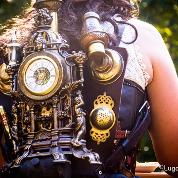 SteamPunk Convention Luxembourg